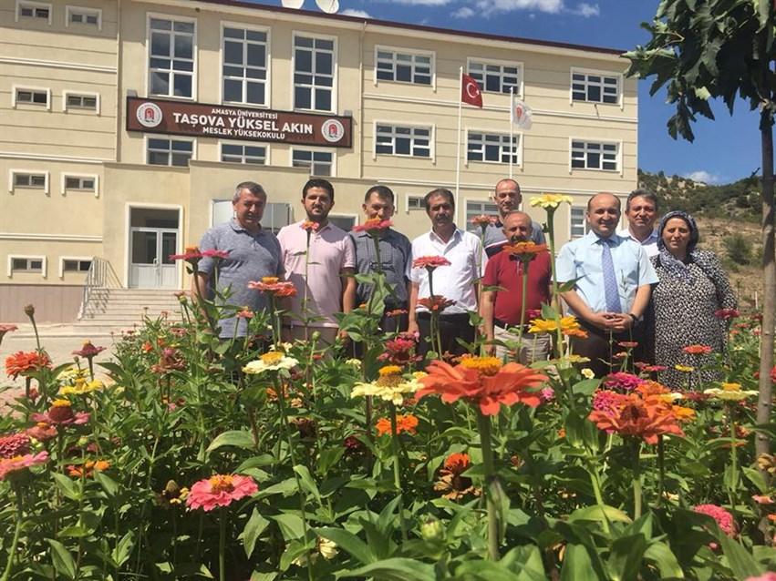 Taşova'da 300 Kişilik Kongre ve Kültür Merkezi Yapılıyor 01